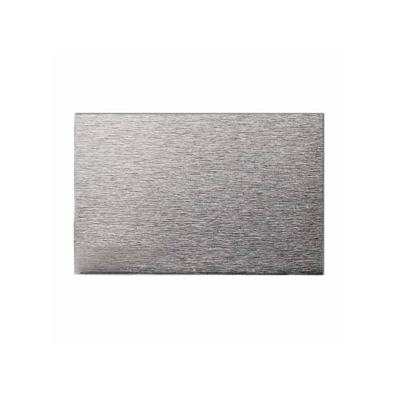 Lastra rigida in alluminio