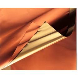 Fogli di alluminio color oro