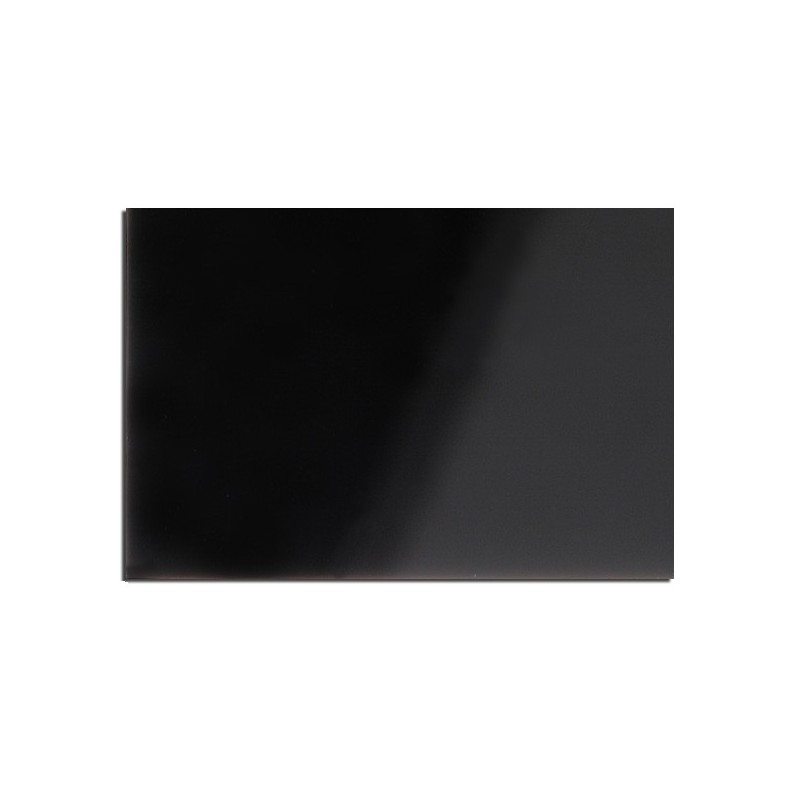 PMMA nero lucido