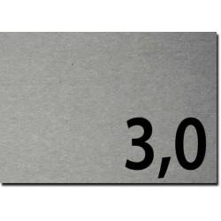 Lavorazioni laser su cartone grigio spessore mm 3,0