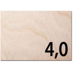 Taglio laser su compensato AVIO spessore mm 4,0