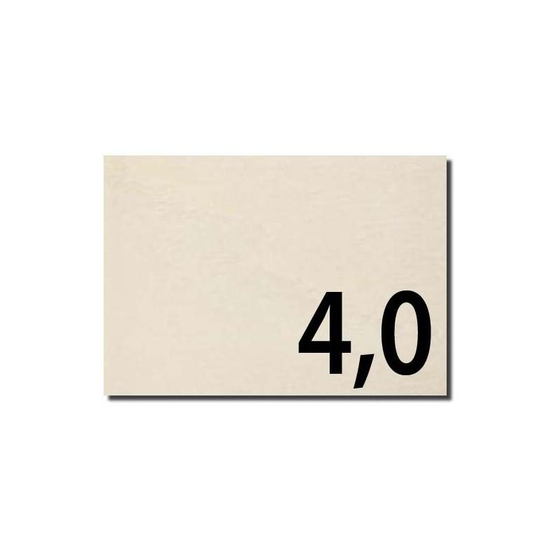 Taglio laser su compensatodi pioppo spessore mm 4,0