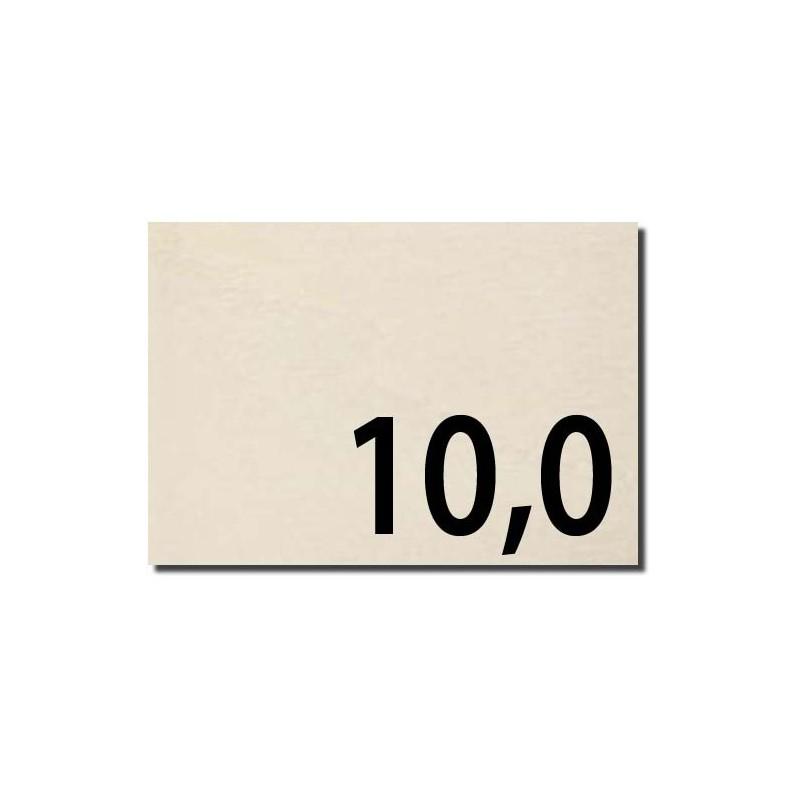 Taglio laser su compensatodi pioppo spessore mm 10,0
