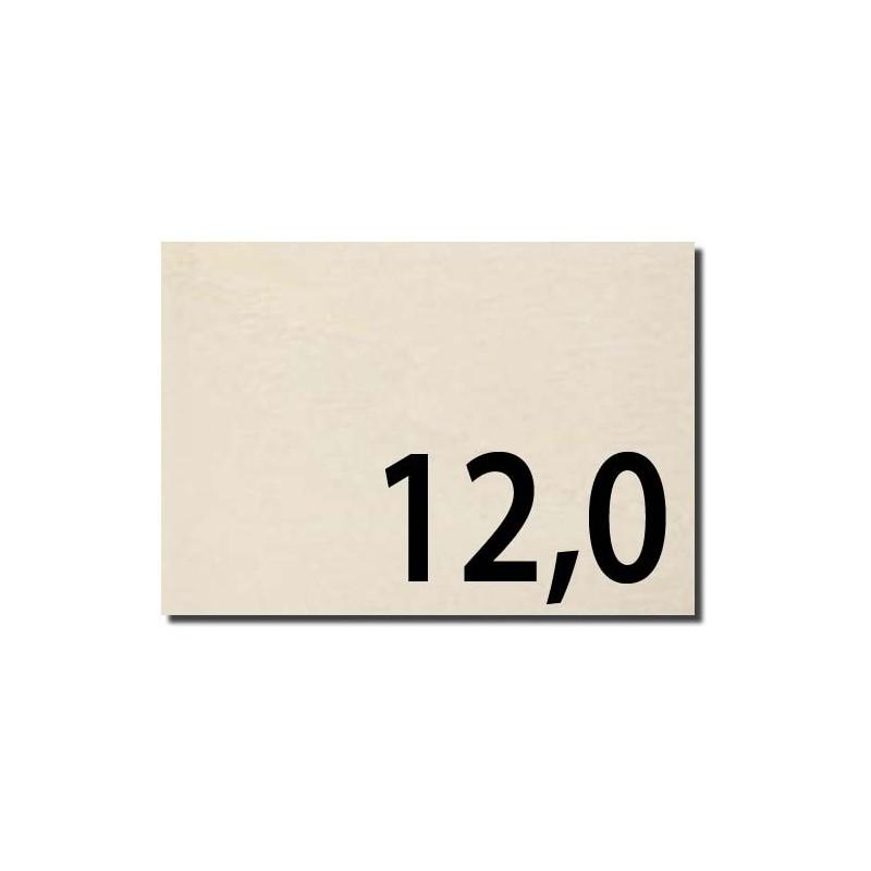 Taglio laser su compensatodi pioppo spessore mm 12,0