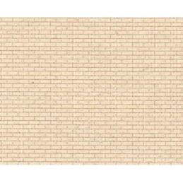 muro mattoni h mm 0,7 -  scala 1:200