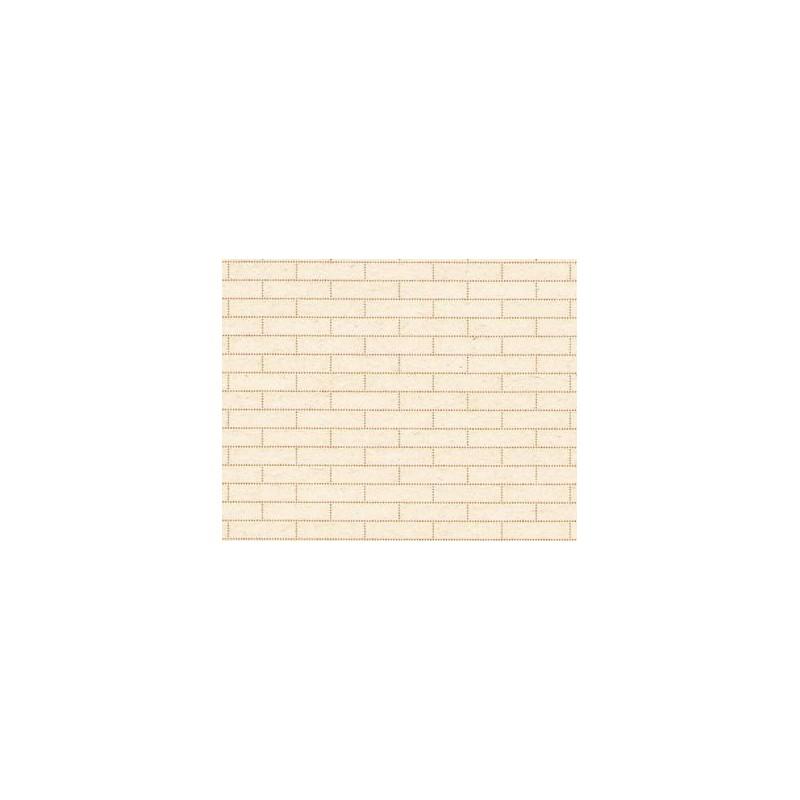 muro mattoni h mm 1,0 - scala 1:100