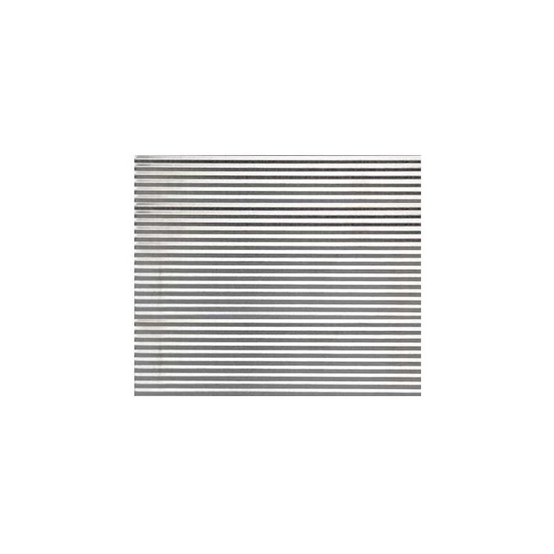 Lamiera di alluminio mediamente ondulata