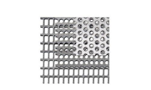 Alluminio perforato