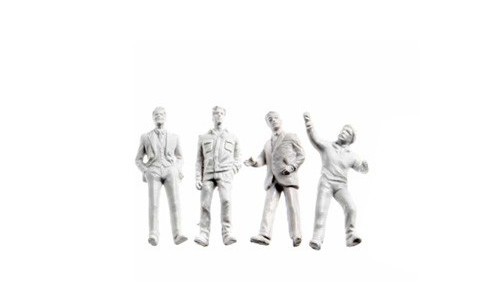 Figurini per modellismo